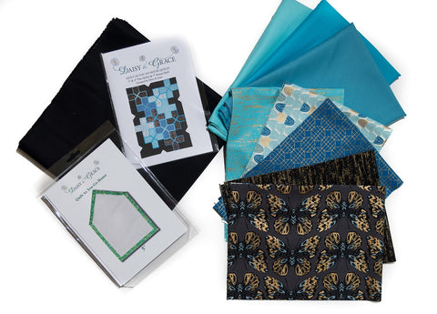 "5"" 'QAYG' House Quilt Kit"