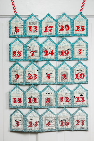 "'QAYG' 3"" Advent Calendar Complete Kit"