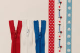 Project Pocket Set- Red/White/Blue