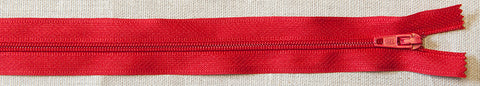 10inch (25cm) closed end nylon zip
