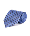 Light Blue and Navy Floral Tie - Mr. Jenks
