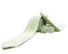 Mint Green Silk Rose Lapel Pin - Mr. Jenks