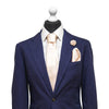Blush Silk Satin Tie - Mr. Jenks