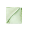 Mint Green Silk Pocket Square - Mr. Jenks