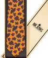 Royal Irish Poplin Mustard Paisley Tie - Mr. Jenks