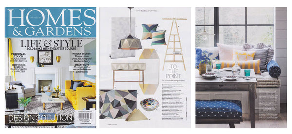 British Homes & Gardens Magazine