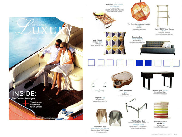 Luxury Magazine