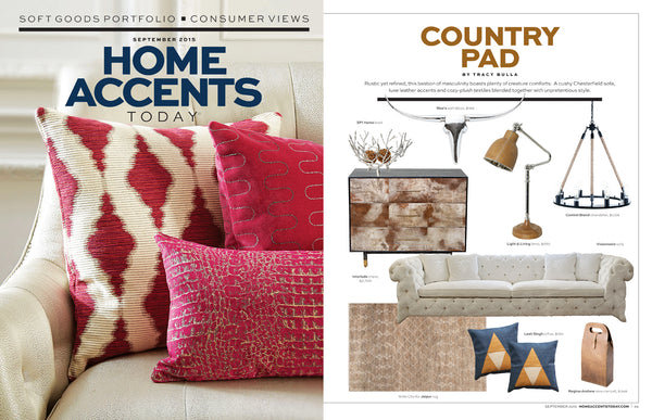 Home Accents Magazine