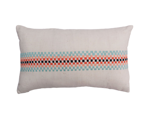 ALEX CORAL PILLOW