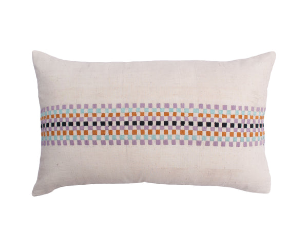 ALEX LAVENDER PILLOW