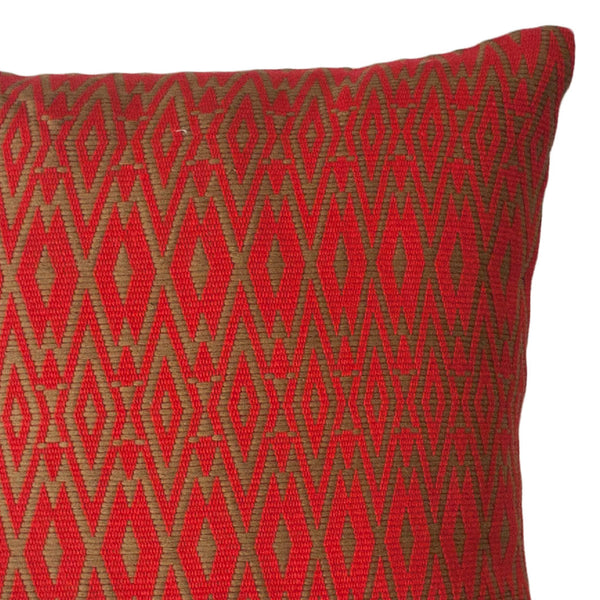ANEESA RED PILLOW