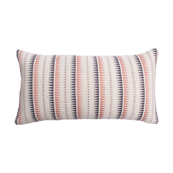 LISBON LUMBAR PILLOW - LARGE TRIANGLES