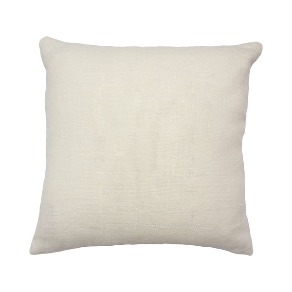 MARIANNE SQUARE PILLOW - BLUE