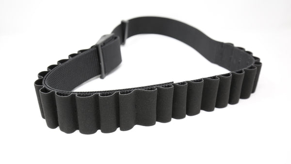 Uncle Mike's Cartridge Belt - Black