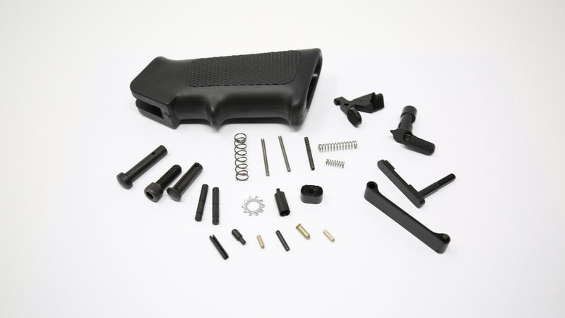 Velocity Triggers AR-15 Lower Parts Kit