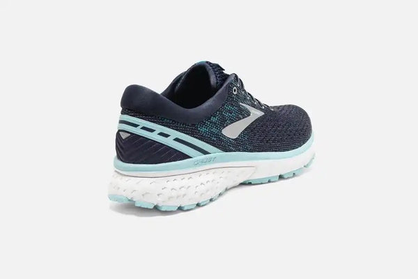 """BROOKS"" Women's Ghost 11 (Navy/Grey)"