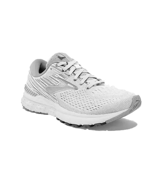 """BROOKS"" Women's Adrenaline GTS 19  White"