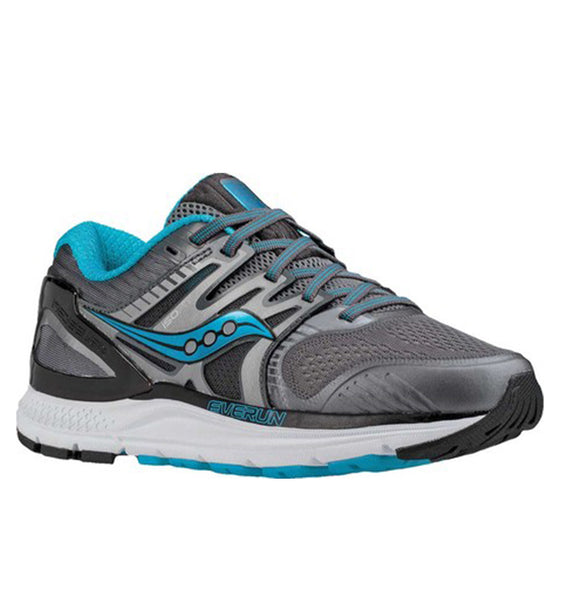"""SAUCONY"" Women's Redeemer ISO 2 - Grey/Black/Blue"