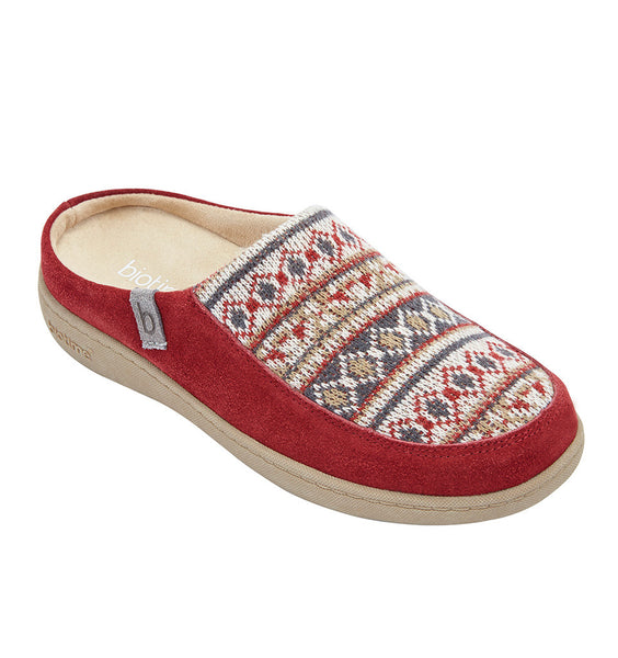 """BIOTIME"" Women's Joy Wine Slipper"