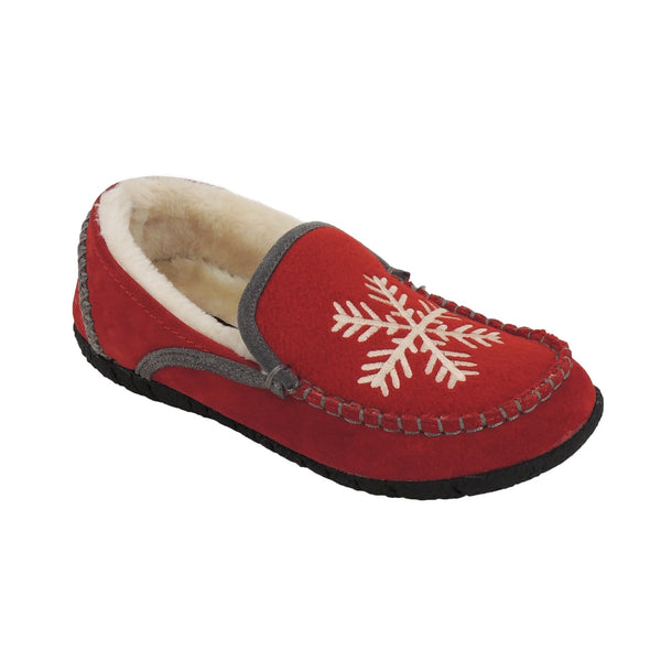 """BIOTIME"" Women's Tanis Slipper (Red) (5902821556381)"
