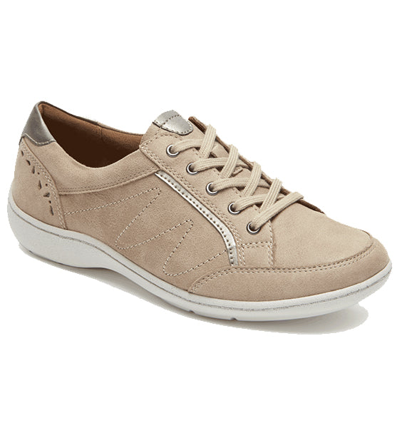 """DUNHAM"" Women's Bromley Oxford (Tan)"