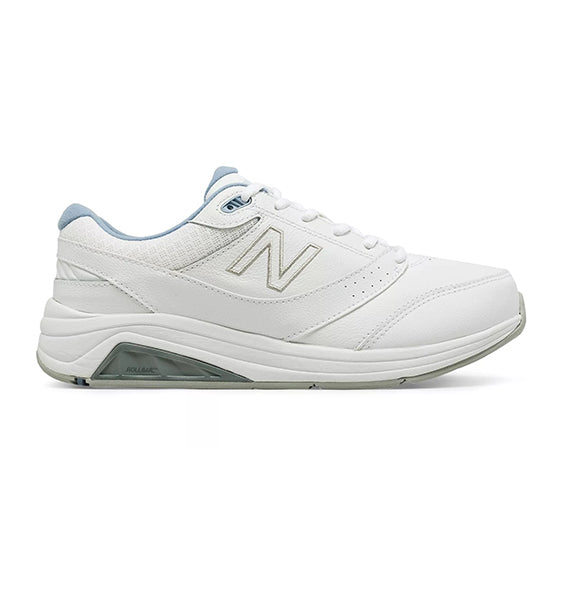 """NEW BALANCE"" Women's 928 v3 White Leather"
