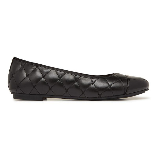 """VIONIC"" Women's Desiree Quilted Flat"