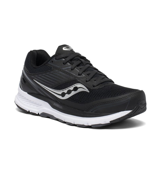 """SAUCONY"" Women's Echelon 8 (Black/White) (5739916886173)"