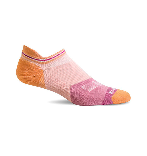 (SOCKWELL) Women's Moderate Compression, Flash 15-20 MMHG (Rose) (4415982043226)