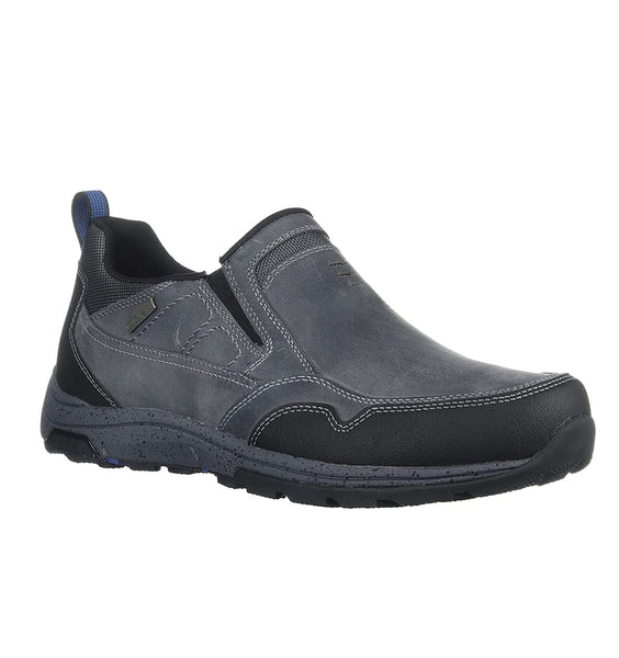 """DUNHAM"" Men's Trukka Slip (Black)"
