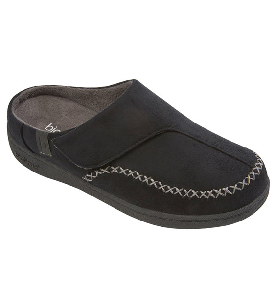 """BIOTIME"" Women's Agnes Slipper (Black) (11967651844)"