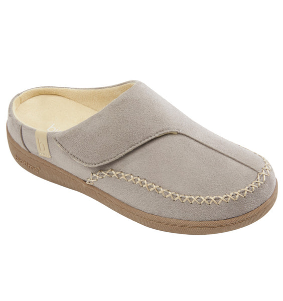 """BIOTIME"" Women's Agnes Slipper (Grey) (11967654404)"