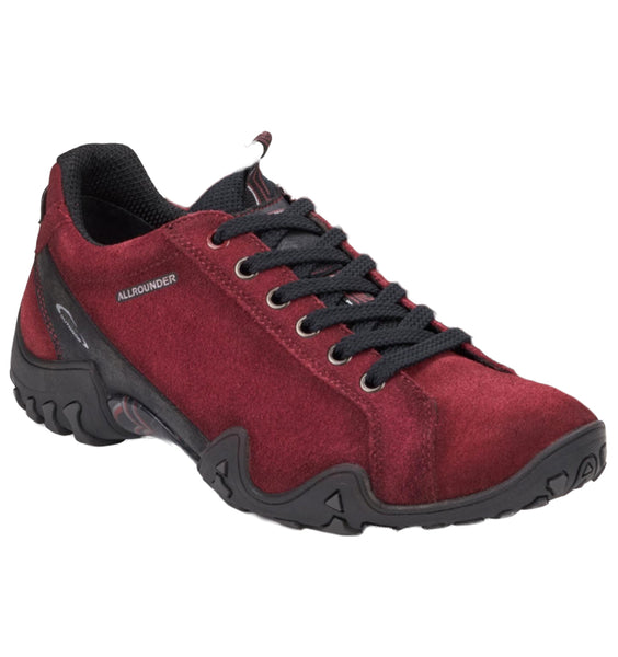 """MEPHISTO"" Women's ALLROUNDER Funny Trend (Red)"