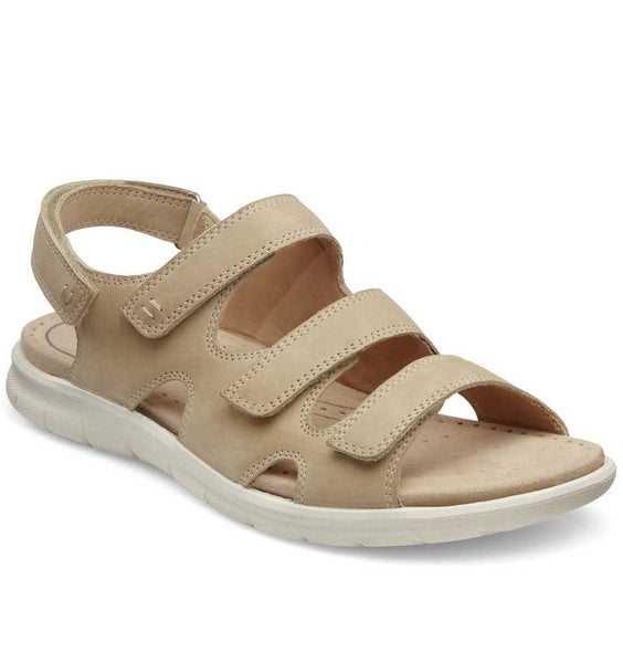 """ECCO"" Women's Babett 3 Strap Sandal (various colours)"