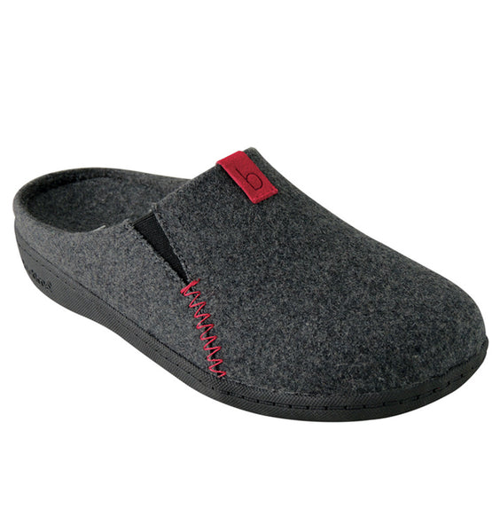 """BIOTIME"" Women's Emma Slipper (Grey) (9546785348)"