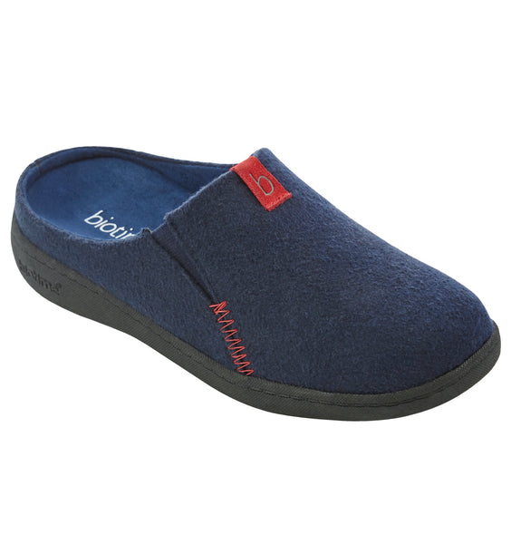 """BIOTIME"" Women's Emma Slipper (Navy)"