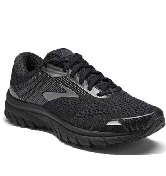 Brooks Women's Adrenaline GTS 18 Black/Black