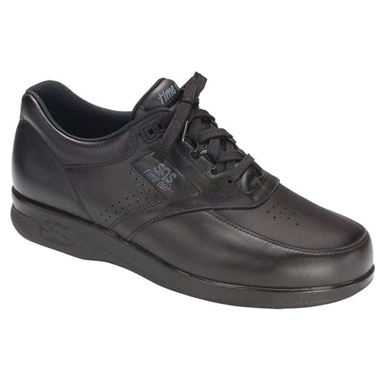 """SAS"" Time Out Men's Shoes- Black"