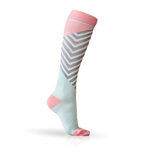 (ACHI+) Medical Compression Sock, BOFA TECH 20-30 MMHG