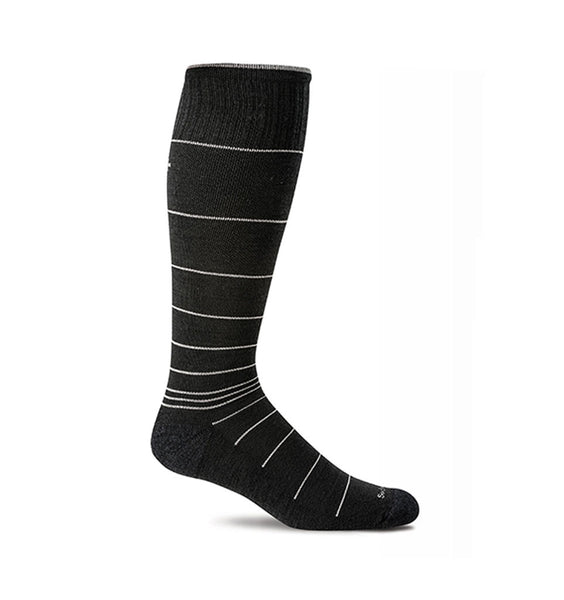 (SOCKWELL) Men's Moderate Compression, CIRCULATOR 15-20 MMHG