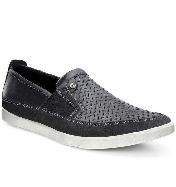 """ECCO"" Men's Collin Perf Slip On (various colours)"