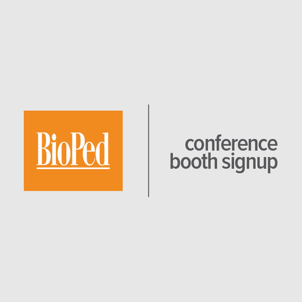 Conference 2019 Suppliers - Booth Registration