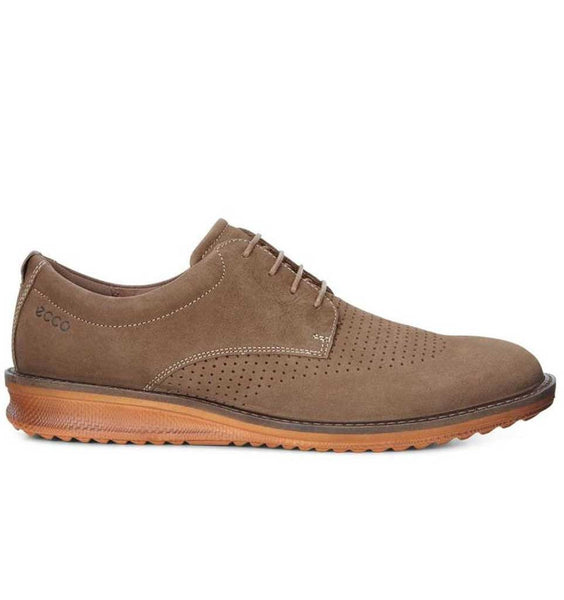 """ECCO"" Men's Contoured Brogue"