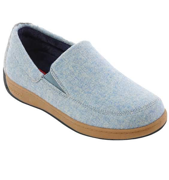 """BIOTIME"" Women's DANIELA SLIPPER, LIGHT BLUE"