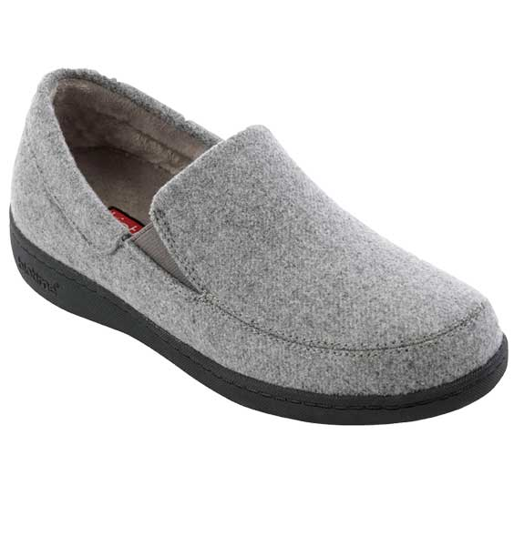 """BIOTIME"" Women's DANIELA SLIPPER, GREY"
