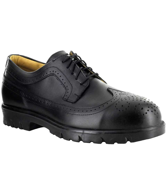 """MELLOW WALK"" Men's David Lace Up, Electric Shock Resistant Work Shoe"