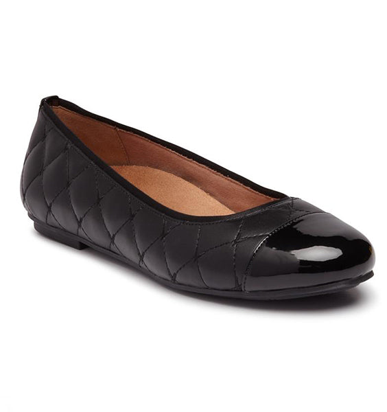 """VIONIC"" Women's Desiree Quilted Flat (1998622490714)"