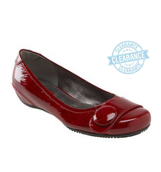 """ECCO"" Women's Bouillon (Red)"