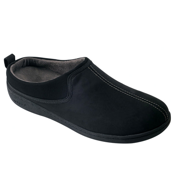 """BIOTIME"" Men's Eric Slipper (Black)"