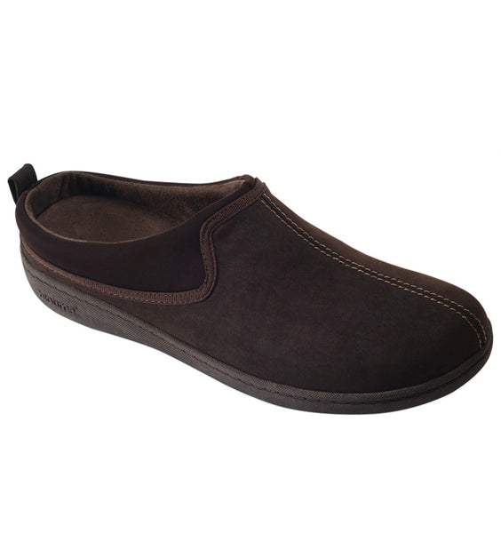 """BIOTIME"" Men's Eric Slipper (Brown)"
